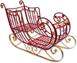 Best decorative holiday sleigh Reviews