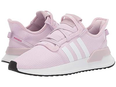 adidas Originals Kids U_Path Run J (Big Kid) (Aero Pink/White) Girls Shoes