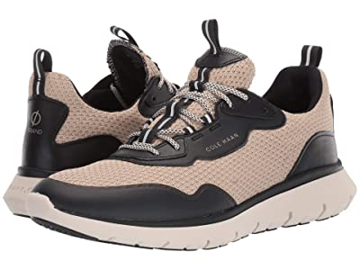 Cole Haan Zerogrand Trainer (Sesame/Black/Sesame) Men