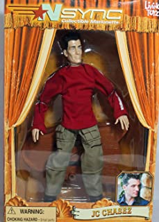 NSync Collectible Marionette - JC Chasez