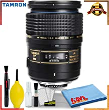 Tamron SP 90mm f/2.8 Di Macro Autofocus Lens for Nikon (International Model) + Cleaning Kit