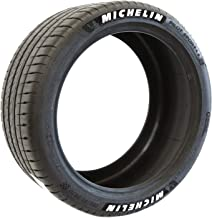 Michelin Pilot Sport 4 S Performance Radial Raised White Letter Tire - 225/40 R18 92Z XL