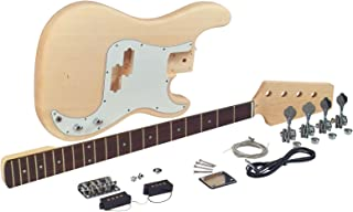 Saga PB-10 Electric Bass Kit - P Style