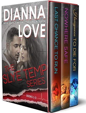 Slye Temp romantic suspense series Box Set: Slye Temp Books 1-3