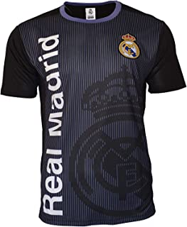 Icon Sports Group Real Madrid Official Adult Soccer Poly Shirt Jersey -03
