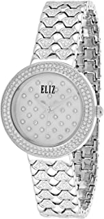 Eliz Casual Watch For Women Analog Yellow Plated - ES75-8438L-GH