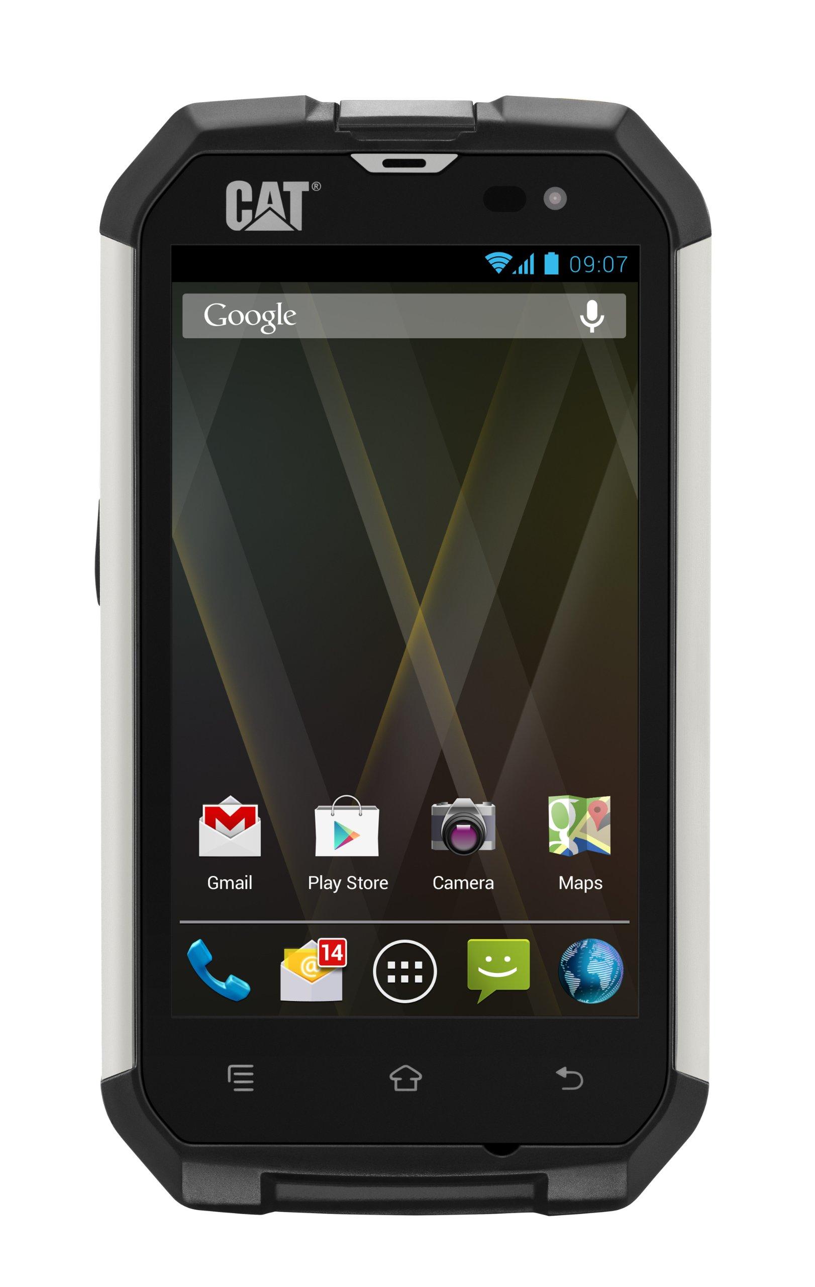 CAT CATB15-SI - Smartphone libre Android (pantalla táctil de 4 ...