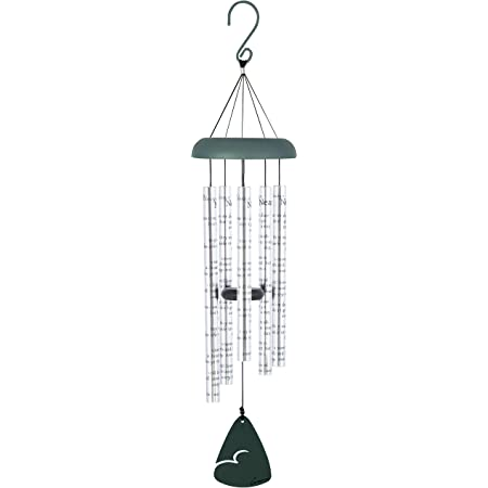 """Carson Home Accents 62913 Always Near Sonnet Chime,30"""""""
