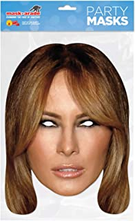 Forum Novelties Paper Melania Mask