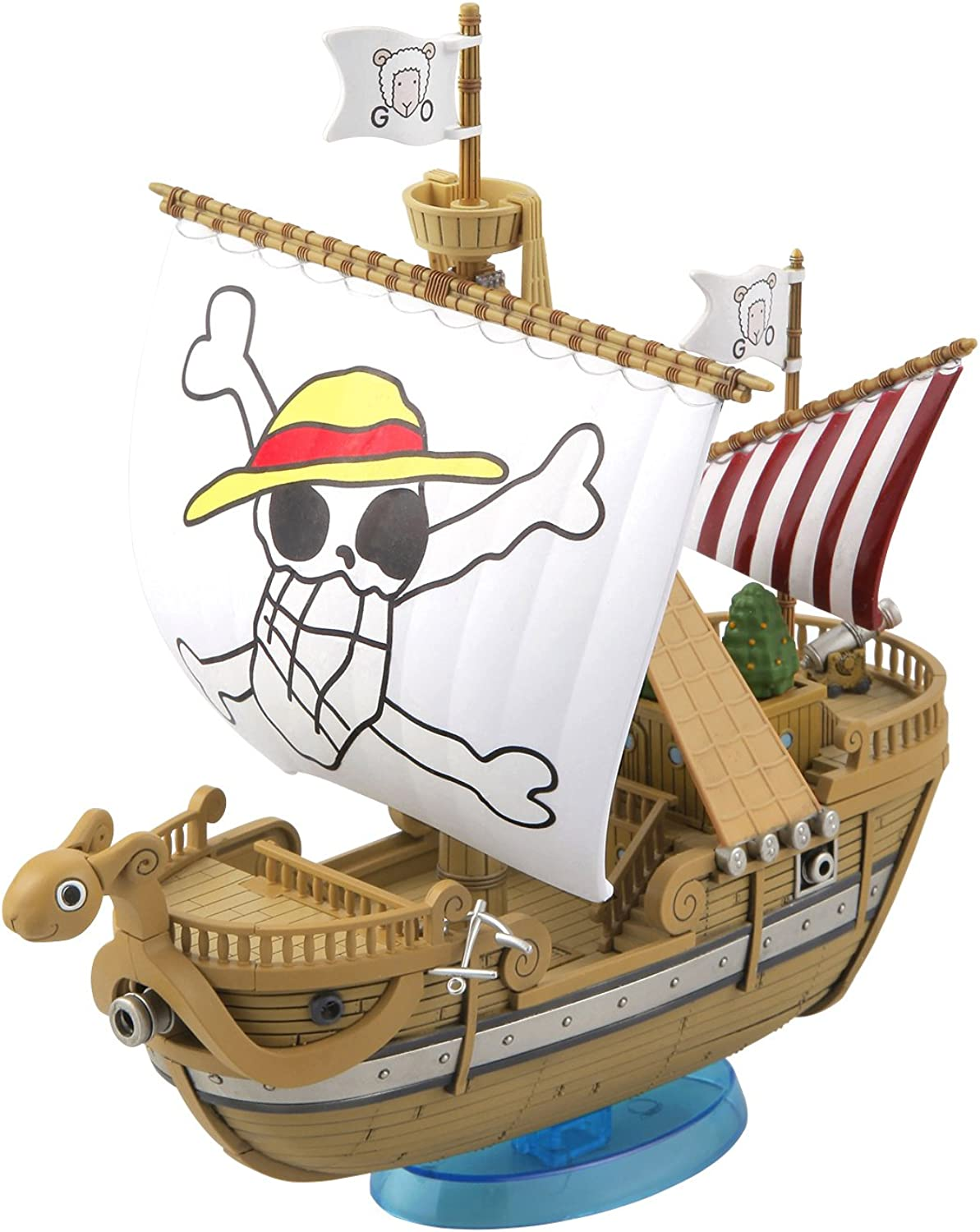 One Piece  Going Merry (Memorial color Ver.)  Model Kit