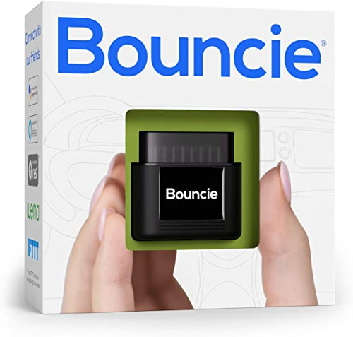 Bouncie - Vehicle Location, Accident Notification, Route History, Speed Monitoring, GeoFence, GPS Car Tracker, No Act...