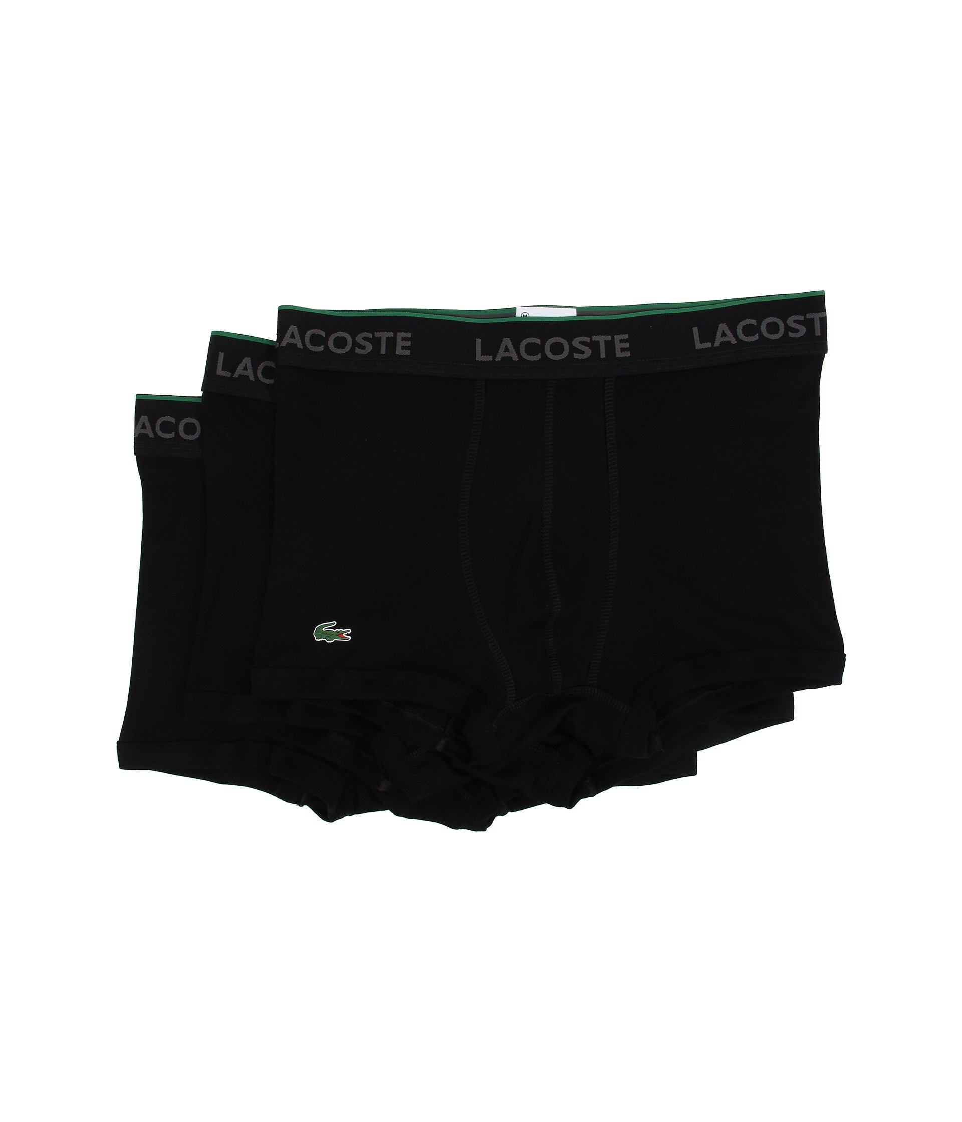 Solid Trunk Trunk Lacoste Trunk Solid Solid Black Lacoste Black Lacoste 46UxP0qI