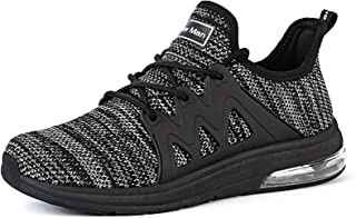 Tennis Shoes for Women - Gym Fitness Athletic Running Womens Shoes Mesh Comfortable Air Cushion Fashion Sneakers
