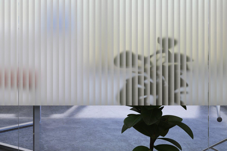 ARTESIVE G-03 Líneas Verticales 50 cm x 2,5 MT. - Película Adhesiva: Amazon.es: Hogar
