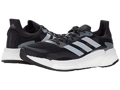 adidas Running Solar Boost 21 (Core Black/Halo Silver/Grey) Women