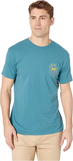 Fear The Gradient Sea Short Sleeve Tee