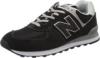 Men's 574 Trainers, Black