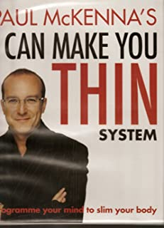 I Can Make You Thin 4 CD Set: Programme Your Mind to Slim Your Body