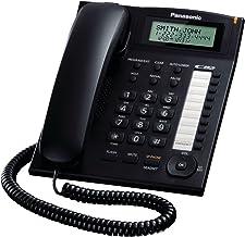 Panasonic KX-TS880B Integrated Corded Telephone,Black photo