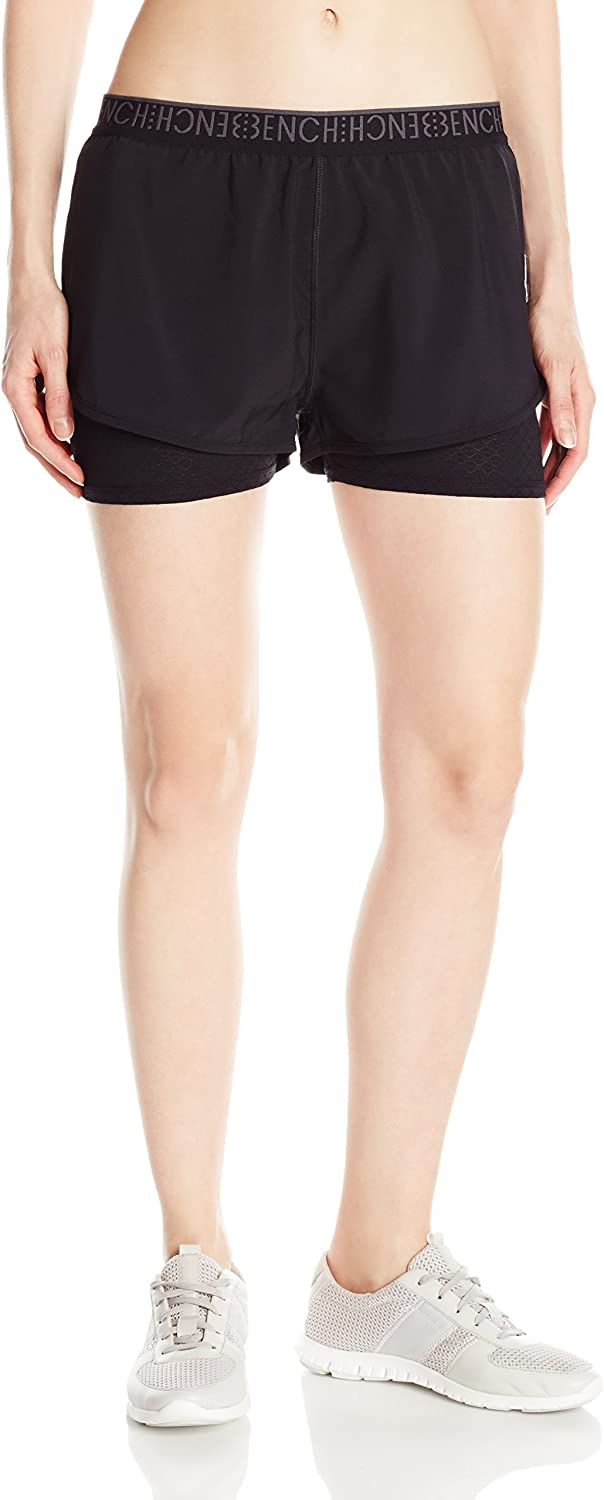 Bench Womens Running Short Short