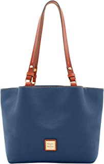 Dooney & Bourke Pebble Leather Flynn Tote