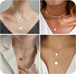 choker layered necklaces