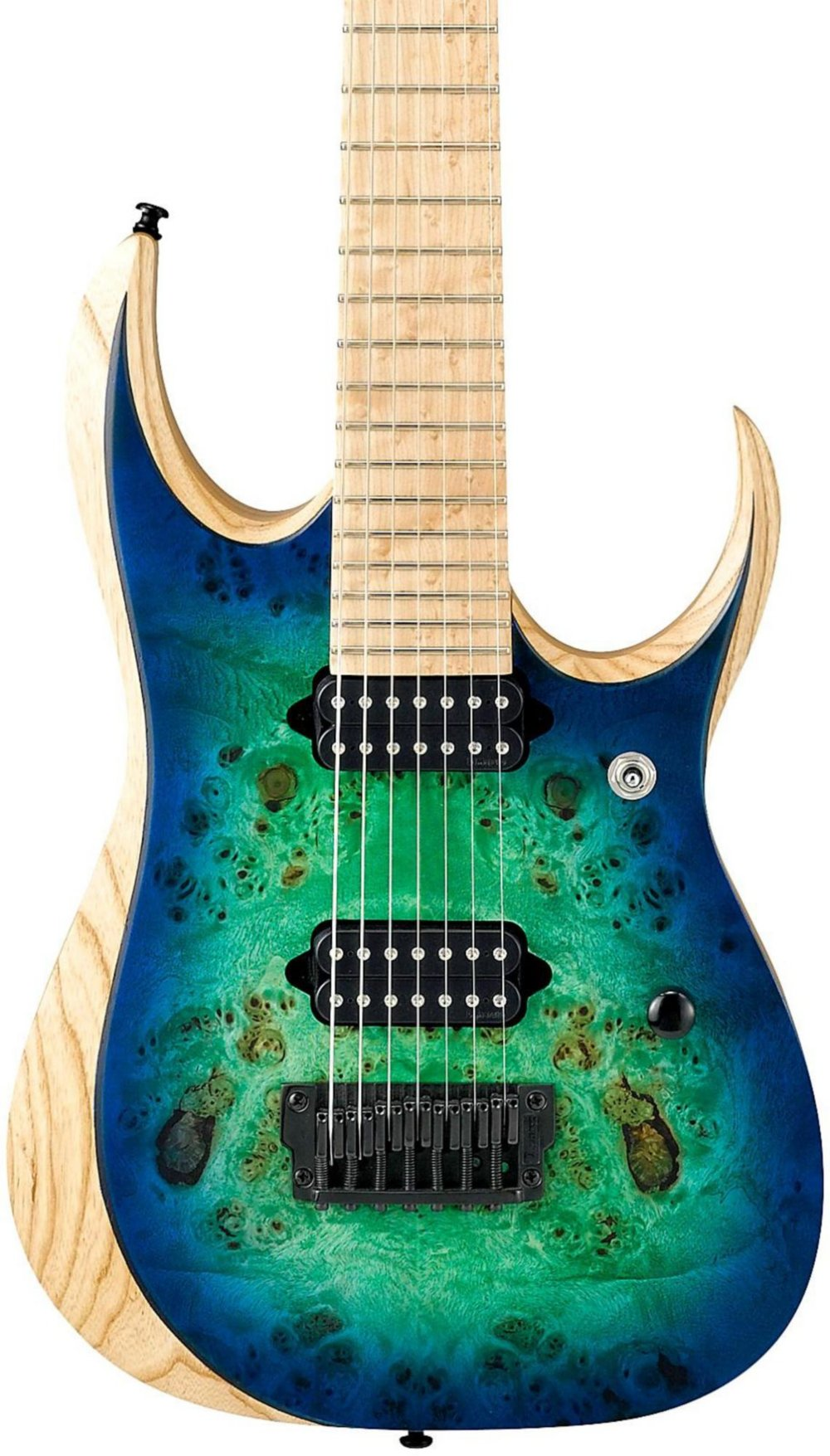 Cheap Ibanez Iron Label RGD Series RGDIX7MPB 7-String Electric Guitar (26.5