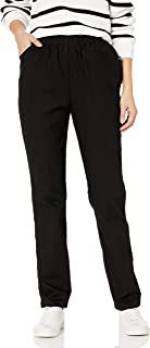 Women's Stretch Elastic Waist Pull-On Pant