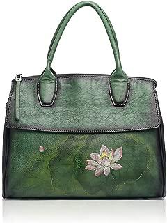 Designer Leather Totes Handbags for Women, Ladies Satchels Shoulder Bags 8276
