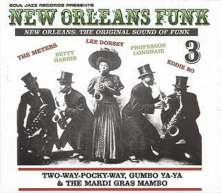 New Orleans Funk, Vol. 3: Two-Way-Pocky-Way, Gumbo Ya-Ya & The Mardi Gras Mambo