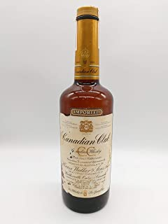 Canadian Club 1983 Whisky