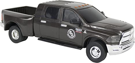 Big Country Toys Ram 3500 Mega Cab Dually - 1:20 Scale - Farm Toys - Replica Toy Truck - Truck with Gooseneck Hitch
