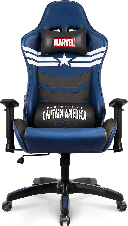 Marvel Avengers Gaming Chair Desk Computer Superlatite Boston Mall Racing Chairs- Office