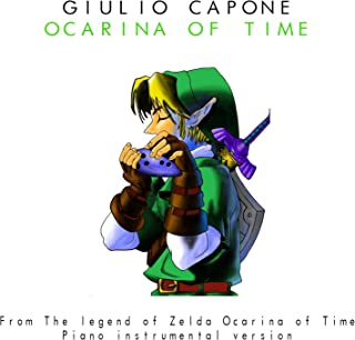 Ocarina of Time (From the Legend of Zelda Ocarina of Time - Piano Instrumental Version)