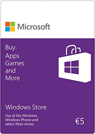 Windows Store - 5 EUR Gift Card [Online Code] [Online Code]