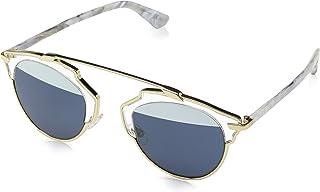 9d374ea3f3 Dior DIORSOREAL 90 1TL Gafas de sol, Dorado (Gold White Marble/Blwht Cn