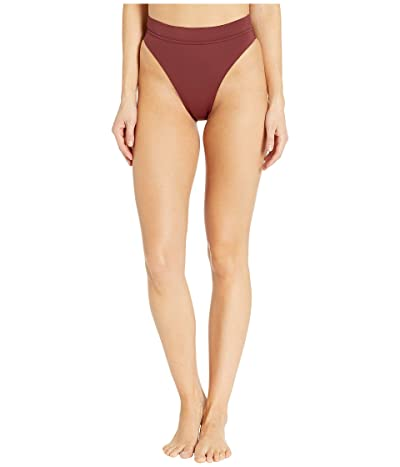 Seafolly Active High-Rise Bottoms (Plum) Women
