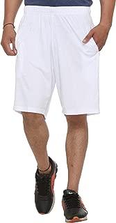 VIMAL Men's Cotton & Crush Short (D12-Anthra-P)