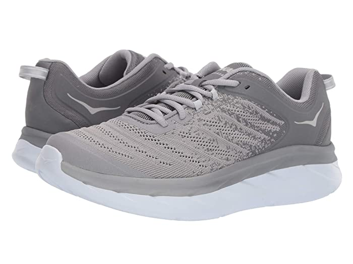 Hoka One One  Akasa (Frost Gray/Silver Sconce) Mens Running Shoes