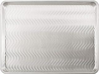 Mrs. Anderson's Baking 31821 AirWave Half Sheet Pan, 13 x 18 Inches, Commercial Grade 19-Gauge Aluminum