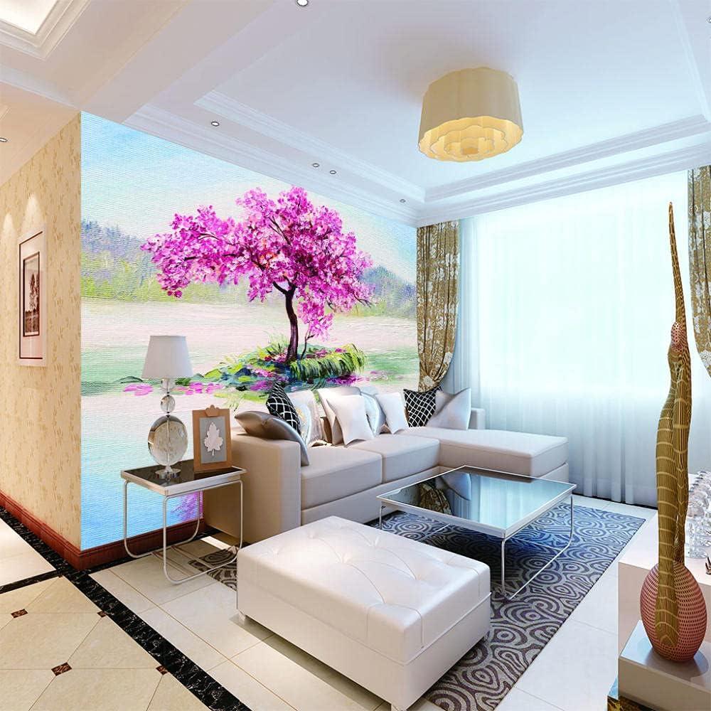 Wall Decorationsbig Pink Tree for Max 75% OFF Bedroo Bedroom Decor Ranking TOP7
