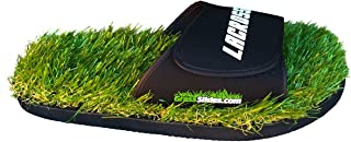Lacrosse Shoes are Made from Real Turf, Slippers, Sandals, flip Flops, Slips.