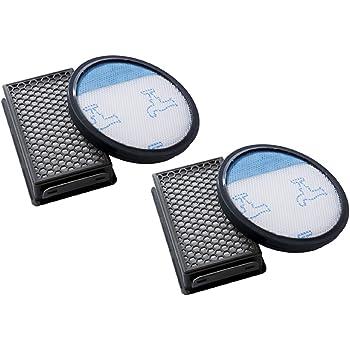 2pcs Kit de Recambios de Filtro HEPA para Rowenta/Tefal/Moulinex Compact Power Cyclonic Aspiradoras: Amazon.es: Hogar