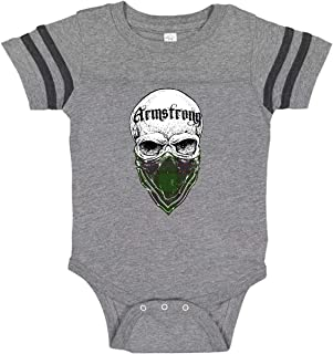 Armstrong Tartan Bandit Infant Creeper