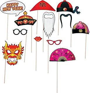 Chinese New Year Photo Props