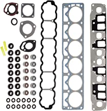 Cylinder Head Gasket Set HS9076PT-4 Compatible with Jeep Cherokee and Grand Cherokee and TJ & Wrangler 1999-2003 4.0L L6