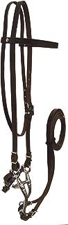 Hamilton Headstall Bridle Set, 5/8-Inch, Horse, Havana Brown