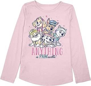 Toddler Girls 2T-5T Paw Patrol Anything Paw Graphic Tee