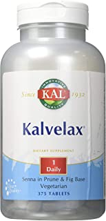 Kal - Kalvelax Dietary Supplement - 375 Tablets