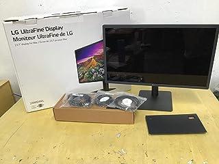 LG 24In Ultrafine IPS Mon 38x21 16: 9 Tbolt3, Black (24MD4KLB-B)